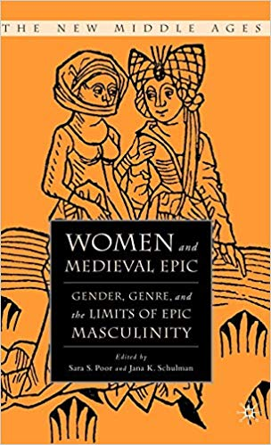 Book cover of Women and Medieval Epic