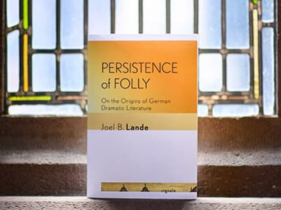Persistence of Folly book cover