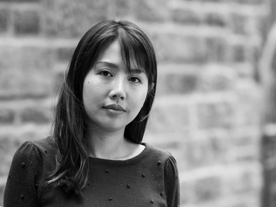 Photo portrait of Christina Chun