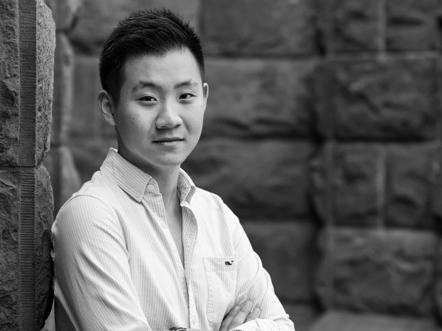 Photo portrait of Jason Qu