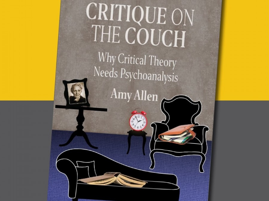 Book cover of Critique on the Couch