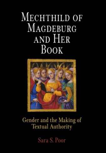 Book cover of Mechthild of Magdeburg