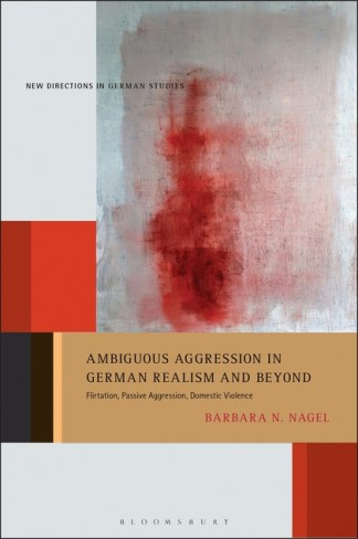 Book cover of Ambiguous Aggression in German Realism and Beyond